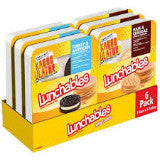 Lunchables Variety Pack