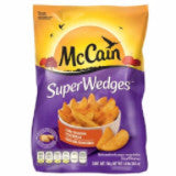 McCain Seasoned Super Wedges