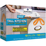 Member's Mark Tall Kitchen Simple Fit Drawstring Bags
