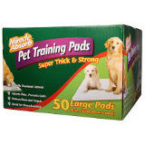 Miracle Absorb Pet Training Pads - Super Thick & Strong