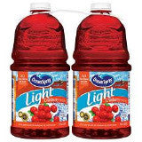 Ocean Spray Cranberry Light Juice