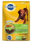 Pedigree Active Targeted Nutrition Dry Food - Chicken, Rice & Vegetable