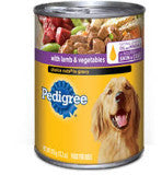 Pedigree Meaty Choice Cuts in Gravy with Lamb & Vegetables