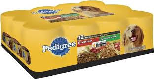 Pedigree Variety 24 Pack Choice Cuts in Gravy