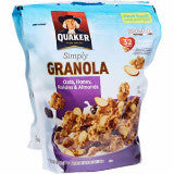 Quaker 100% Natural Cereal
