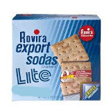 Rovira Export Sodas Crackers - Lite