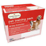 Simply Right Pet Training Pads
