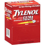 Tylenol Extra Strength Dispenser