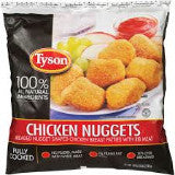 Tyson Chicken Nuggets