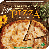 Amy's Organic Tomato & Flour Pizza - Cheese