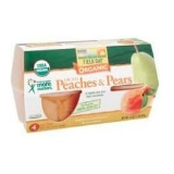 Field Day Organic Dices Pears