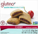 Glutino Gluten Free Breakfast Bars - Cherry