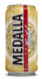 Medalla Light (12 Pack - 10 oz)