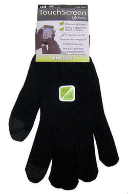 Men's Knitted Touch Screen Magic Gloves For Phones/Tablets One Size -  - Gloves & Mittens - Raintopia