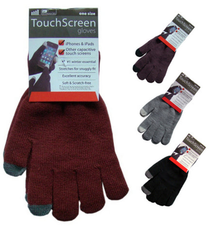 Unisex Touch Screen Magic Gloves For all Touch Screen Phone -  - Gloves & Mittens - Raintopia - 1