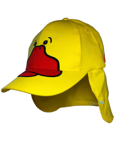 Child's Cotton Duck Summer Legionnaire Hat -  - Hats - Raintopia - 1
