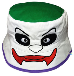 Children's 'The Joker' Character Style Bush Hat -  - Hats - Raintopia - 1