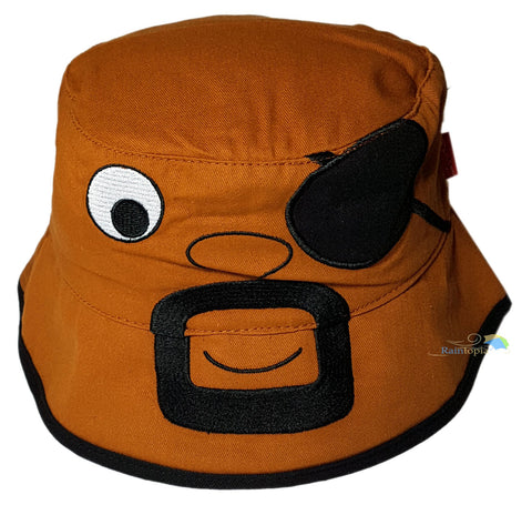 Children's 'Nick Fury' Character Style Bush Hat -  - Hats - Raintopia - 1