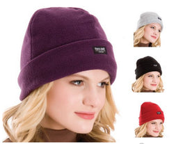 Ladies Polar Fleece Hat with Thinsulate Insulation One Size -  - Hats - Raintopia - 1
