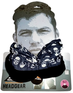Men's Skull Design Multifunctional Snood Hat Scarf -  - Scarves & Shawls - Raintopia - 1