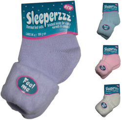 Ladies Thermal Sleeperzzz Bed Socks Soft Warm UK 4-7 NWT -  - Socks - Raintopia - 1