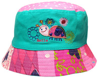 Baby Girls 'Smile Ladybird' Sun Hat -  - Hats - Raintopia - 1