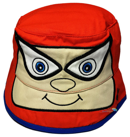 Children's 'Spiderman' Character Style Bush Hat -  - Hats - Raintopia - 1