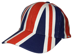 Adults Union Jack Baseball Cap -  - Hats - Raintopia - 1