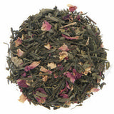 Organic Cherry Rose Green - 3 Teas