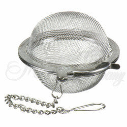 "Mesh Ball infuser 2"" - 3 Teas - 1"