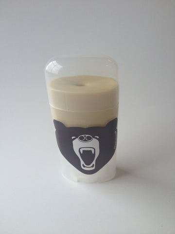 """Bearly There"" Deodorant"