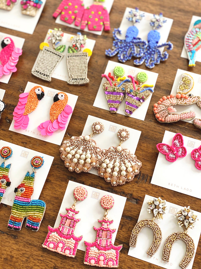 Party Popper Earrings