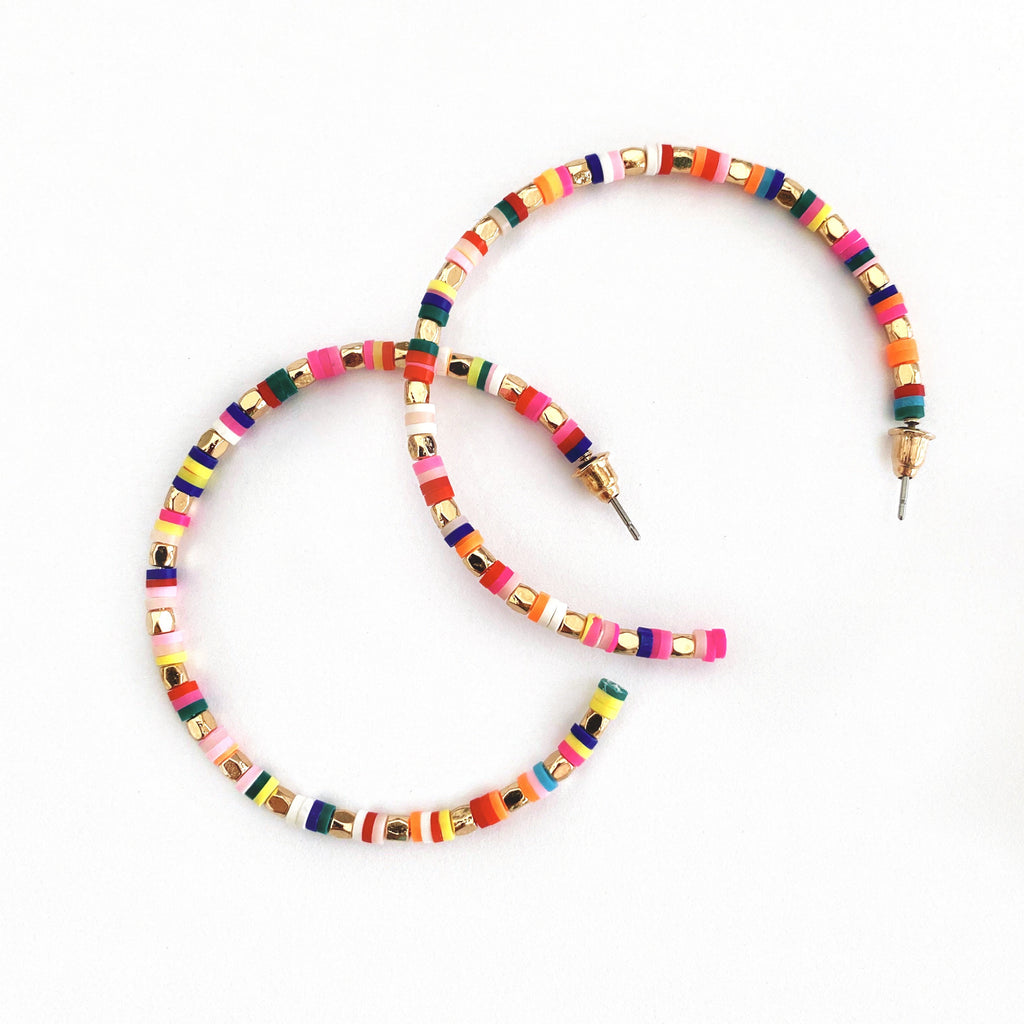 Thin Rainbow Hoops