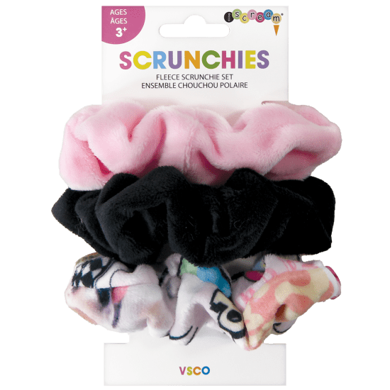 Iscream VSCO Scrunchie Set