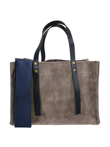 Parker Thatch Small Mimi Bag in Grey