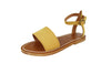 K. Jacques Promethe Sandal in Yellow