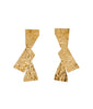 Annie Costello Brown Fragment Earrings