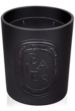 "Diptyque ""Baies"" Indoor/Outdoor Ceramic Candle"