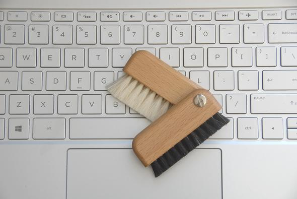 Heaven in Earth Keyboard Brush