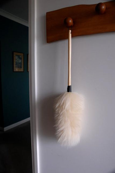 Heaven in Earth Deluxe Wool Duster