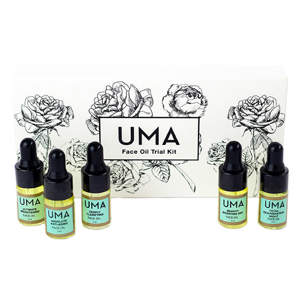 Uma Face Oil Kit