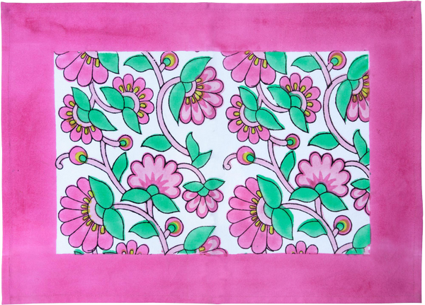 Banjanan Full Bloom Placemat