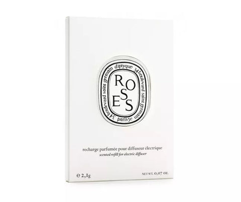 Diptyque Car Diffuser Insert in Roses