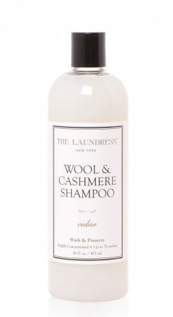 The Laundress Wool & Cashmere Shampoo