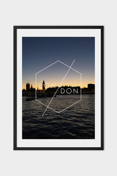 emerybloom lon/don art print