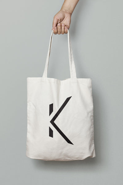Alpha - K Tote by emerybloom