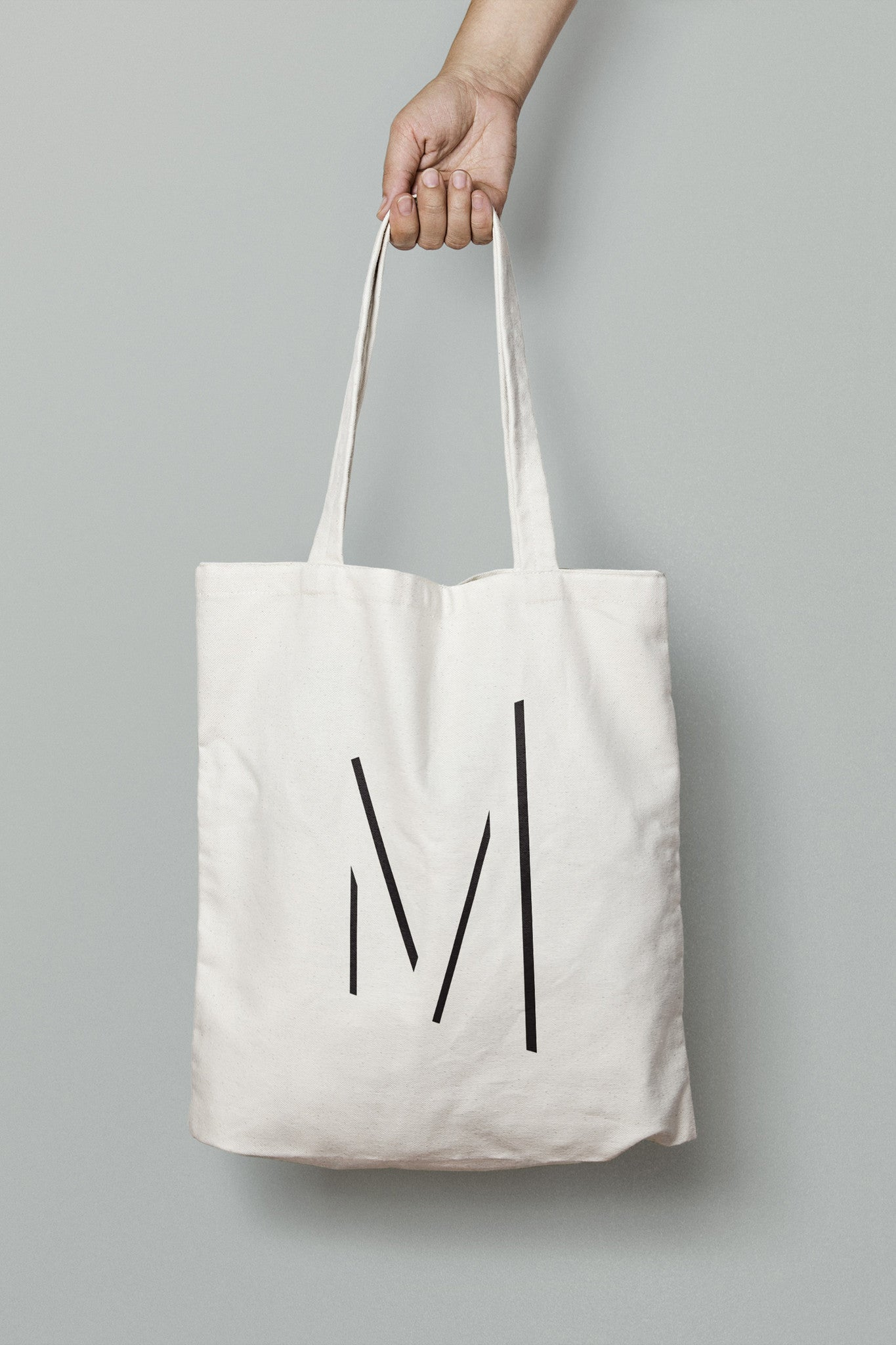 Alpha - M Tote by emerybloom