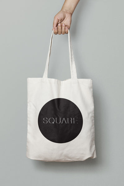 Square Tote by emerybloom