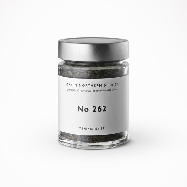 #262 - Green Northern Berries Tea
