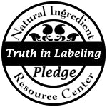 Natural Ingredient Pledge